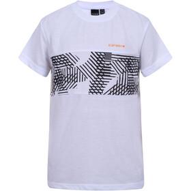 Icepeak Tyrus T-paita Pojat, white